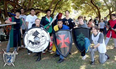 Aniversário Gladius Swordplay 7 anos